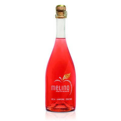 Eine Flasche Melino.